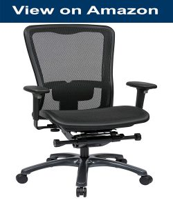 Office Star Ergonomic Chairu2013 Best Office Chair for Lower Back Pain  sc 1 st  Best Chairs Reviews & Best Office Chairs Under 300 USD: Reviewed 15 Best Chairs (Latest 2018)