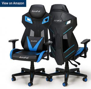 AutoFull Ergonomic Gaming Chair