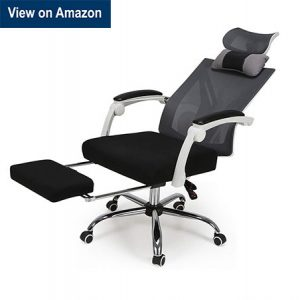 Hbada Black Recliner Computer Chair