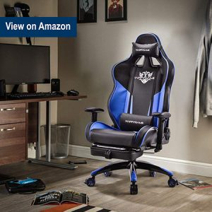 HAPPYGAME Oversized Racing Gaming Chair