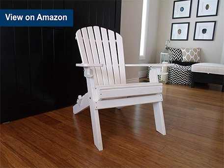 Furniture Barn New Deluxe Wood Adirondack Chair