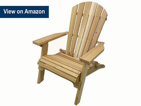 Kilmer Creek National Cedar Adirondack Chair