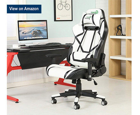 GreenForest_Gaming_Chair_Ergonomic_Racing_Style