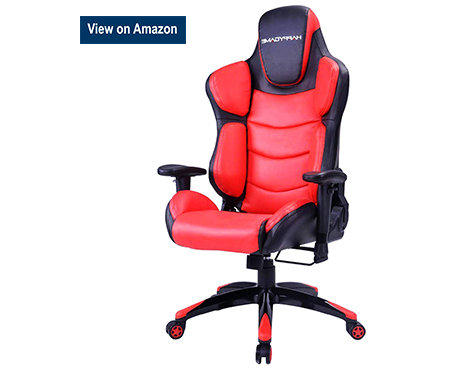 HAPPYGAME_Large_Size_Racing_Gaming_Chair