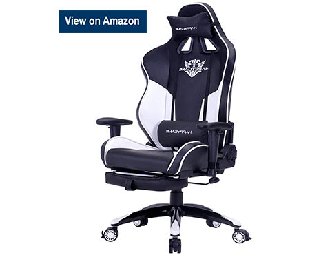 HAPPYGAME_Racing_Gaming_Chair_Oversized_High-Back_Computer_Chair