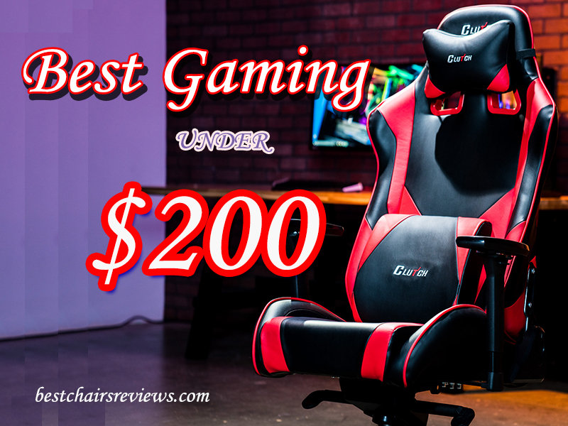 Prime 30 Best Gaming Chairs Under 200 Reviews Buying Guide 2019 Pabps2019 Chair Design Images Pabps2019Com