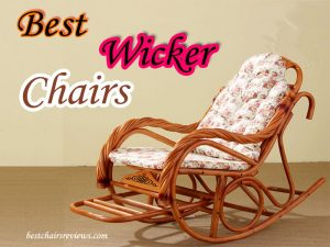 best wicker chairs