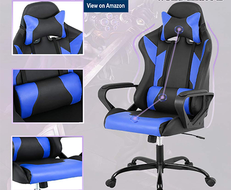 BestMassage Gaming Office Chair