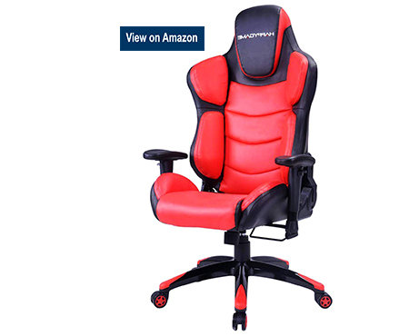 HAPPYGAME Large Size Racing Gaming Chair