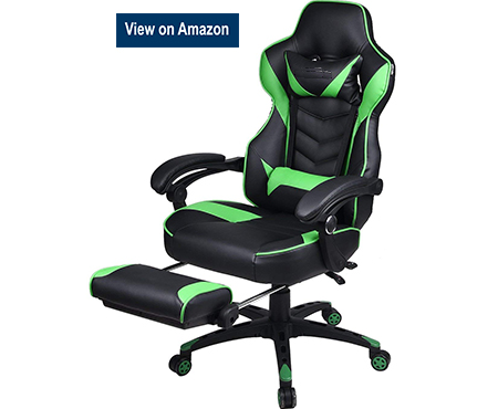 Video Gaming Chair Racing Office