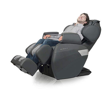 Full Body Zero Gravity Shiatsu