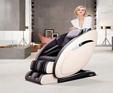 Massage Chair Recliner SL-track