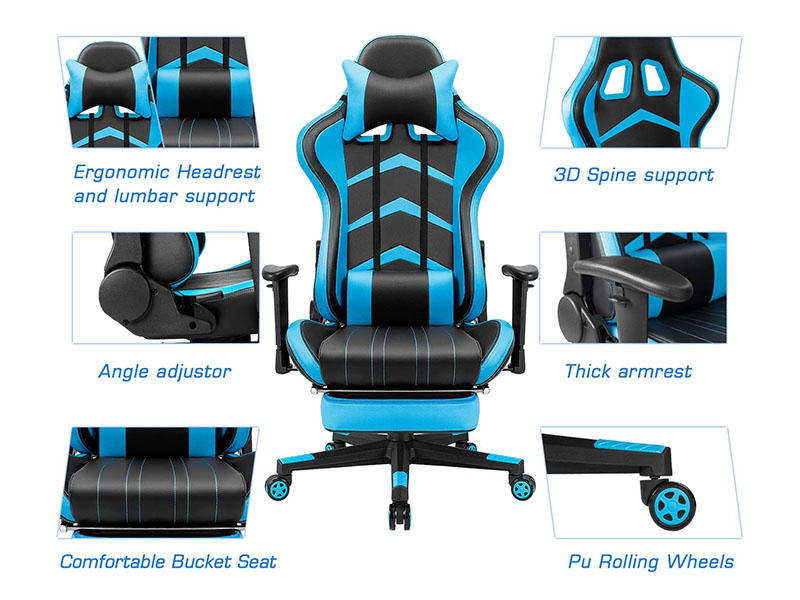 Ergonomic Swivel Computer Chair