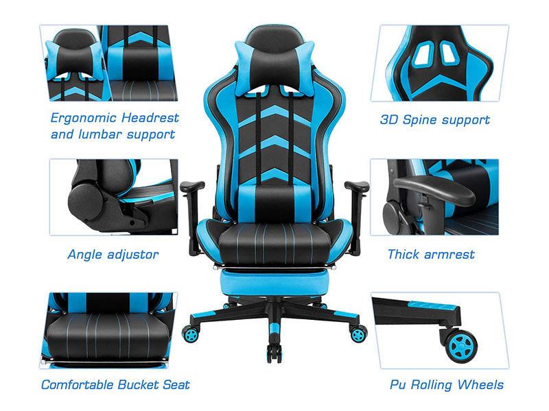 Ergonomic Swivel Computer Chair