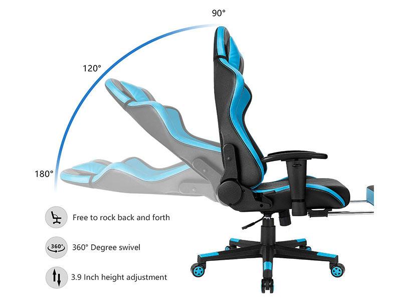 Executive Leather Desk