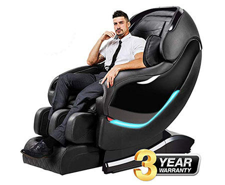 SL-Track Zero Gravity massage chair