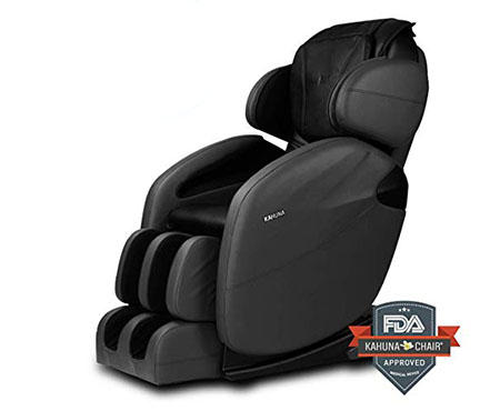 Space-Saving Zero Gravity massage chair