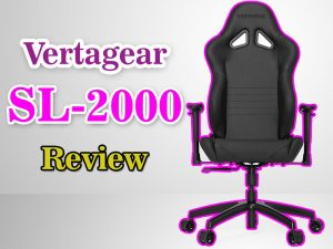 Vertagear SL2000 Review