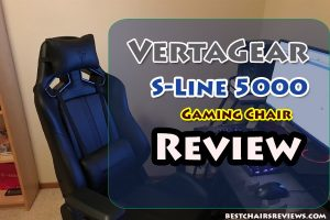 Vertagear SL5000 Gaming Chair Review