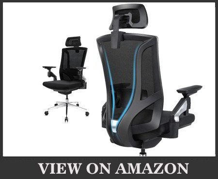 Angel Queen Ergonomic Office Desk Chair