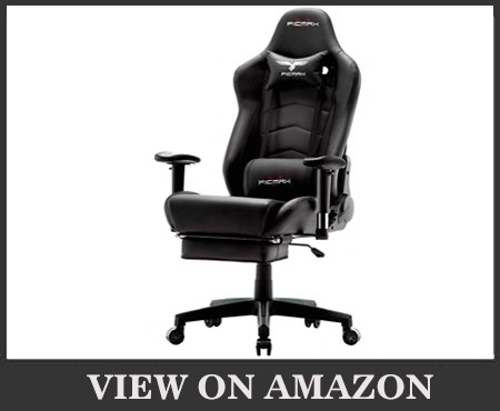 Ficmax Ergonomic Gaming Chair Massage Computer Gaming