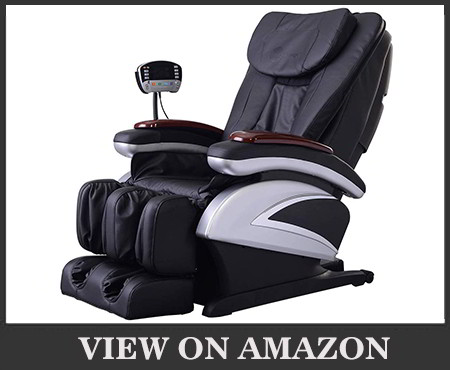 Full Body Electric Shiatsu Recliner with Built-in Heat Therapy Massage Chair