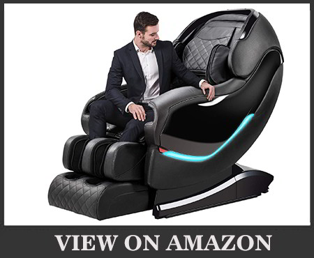 Full Body Shiatsu Massage Chair By Ootori