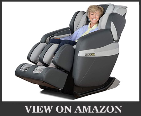 RELAXONCHAIR MK-CLASSIC Full Body Zero Gravity Shiatsu Massage Chair