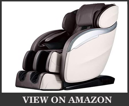 Zero-Gravity Full Body Electric Shiatsu Massage Chair