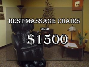 best massage chairs under 1500