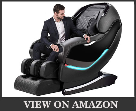 3D SL-Track Thai Yoga Stretching Massage Chair