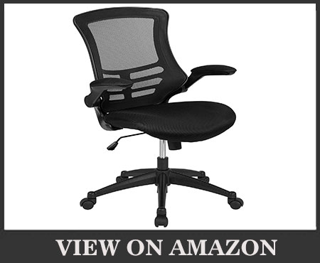 Flash Furniture Mid-Back Ergonomic Task Office Chair