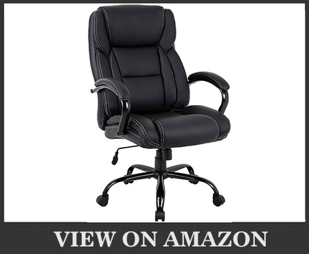 Big and Tall 500lbs High Back Office Chair