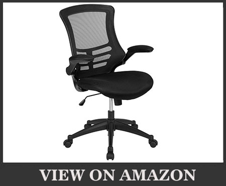 Flash Furniture Mid-Back Swivel Office Chair