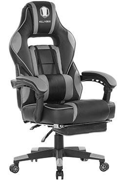 Killabee Massage High Back Gaming Chair