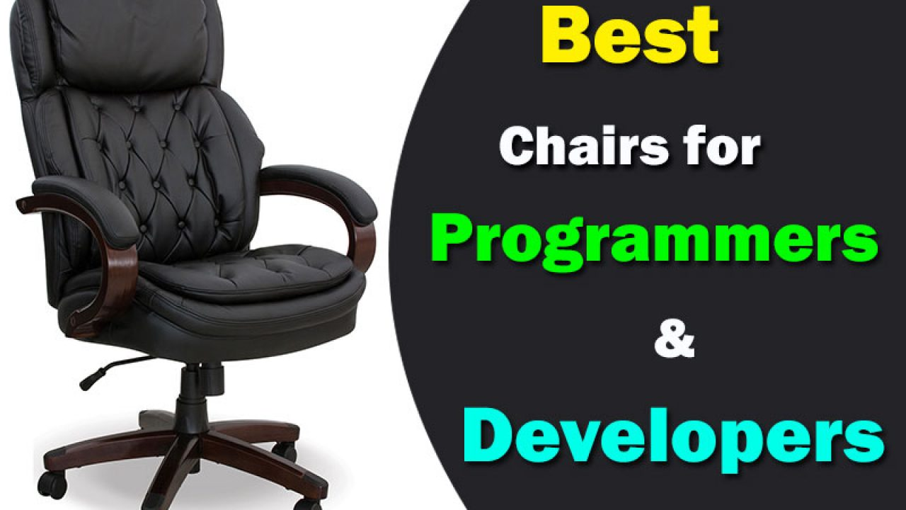 Top 31 Best Chairs For Programmers & Developers (31)