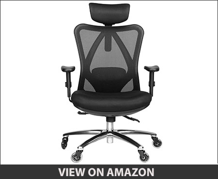 Duramont Ergonomic Adjustable Artist Chair