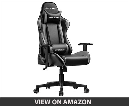 GTRACING Height Adjustment  Gaming Chair