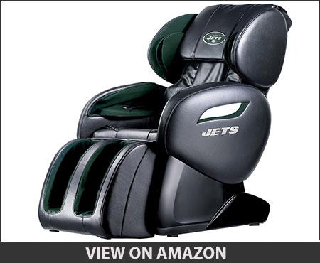 NFL Electric Full Body Shiatsu Massage Chair