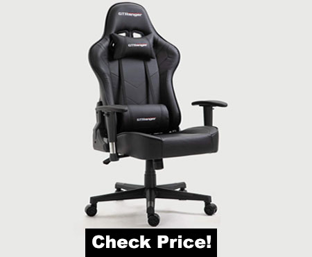 GTRanger Gaming Chair with Speakers