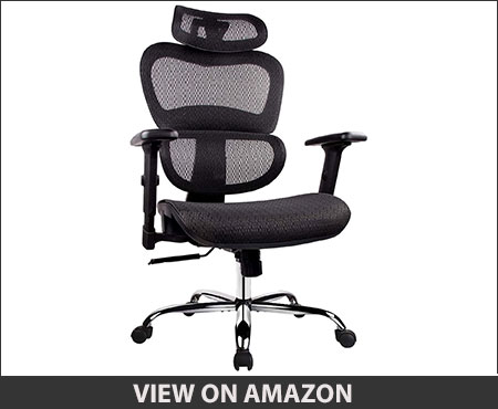 SMUGDESK Office Chair with Headrest