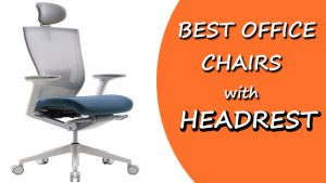 Best Office Chairs with Headrest
