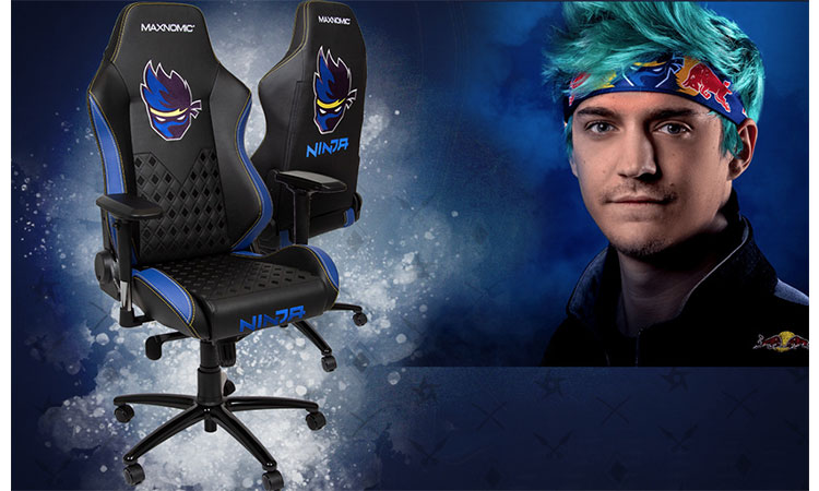 What Gaming Chair does Ninja Use