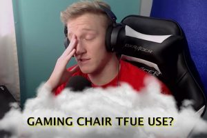 what gaming chair does tfue use?