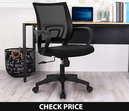 NEO CHAIR Ergonomic Mid Back Gaming Computer Desk Chair