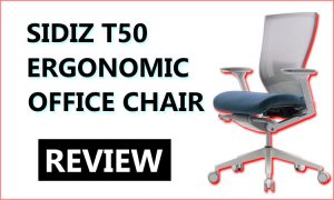 SIDIZ T50 Office Chair Review – Is it Worth of Money?
