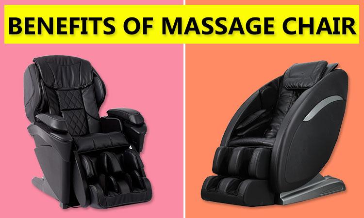 Benefits Of a Massage Chair