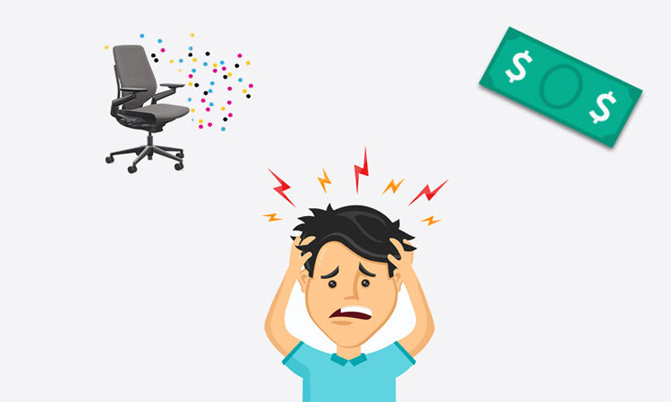 why office chairs are so expensive