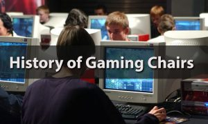 The Complete History Of Gaming Chairs
