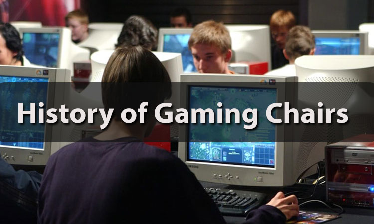 history of gaming chairs